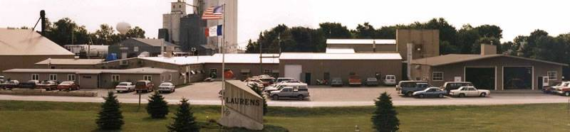 Positech building located in Laurens Iowa